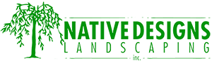 Native Designs Landscaping Logo